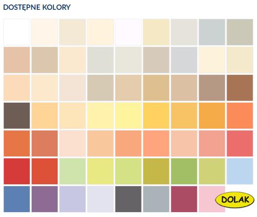 kolory barwy natury