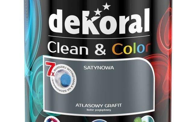 Poznaj 20 nowych kolorów Dekoral