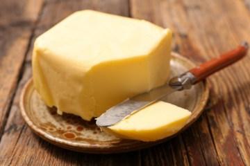 perbedaan mentega putih dan mentega tawar