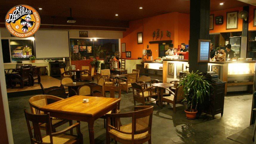 Ria Djenaka Cafe