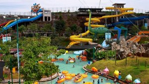 Water Blaster Bukit Candi Golf Cover