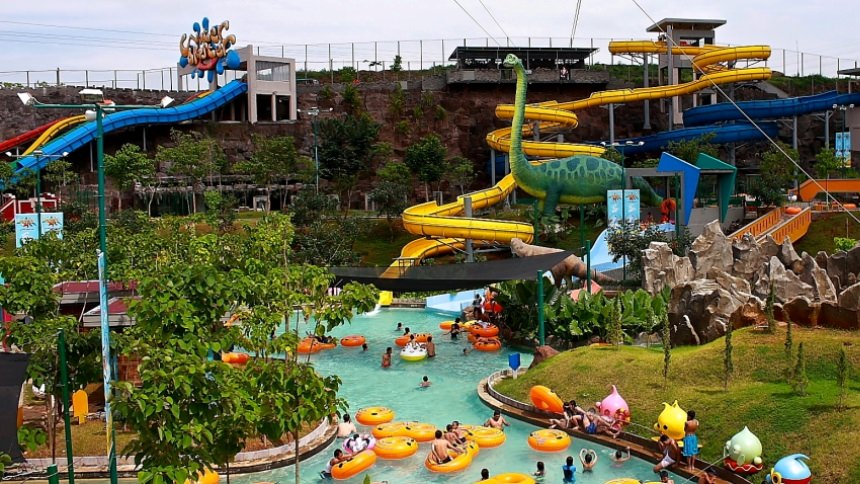 Water Blaster Bukit Candi Golf Cover Water Blaster Bukit Candi Golf Cover - Dolan Dolen