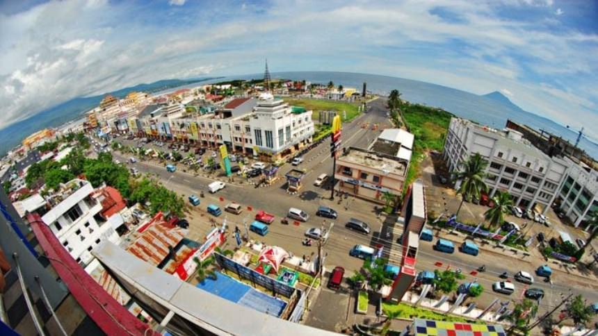 Kawasan Boulevard Manado