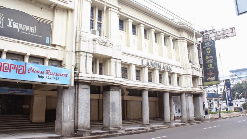 Gedung Landmark Jalan Braga Gedung Landmark Jalan Braga - Dolan Dolen