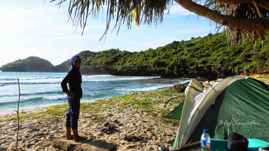 Camping Pantai Srau Camping Pantai Srau - Dolan Dolen