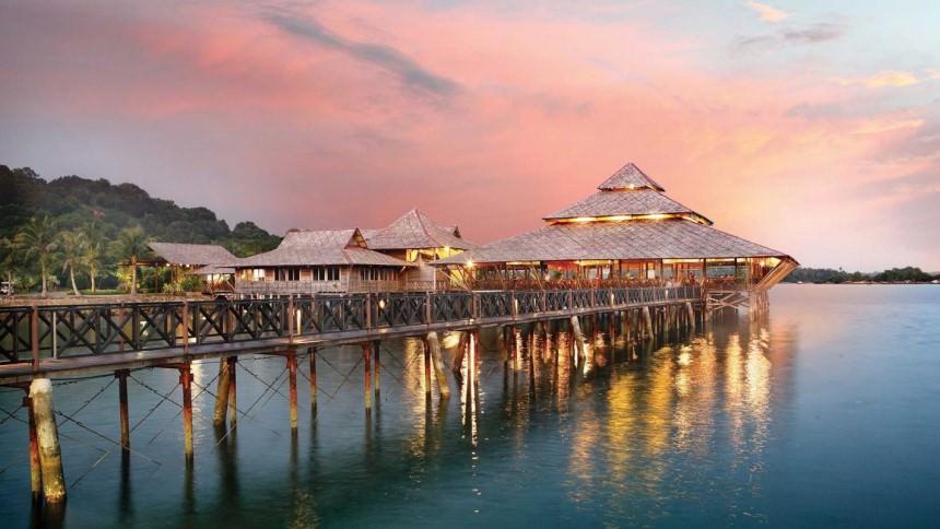 Kelong Seafood Pulau Bintan Kelong Seafood Pulau Bintan - Dolan Dolen