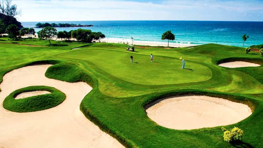 Laguna Bintan Golf Club Laguna Bintan Golf Club - Dolan Dolen