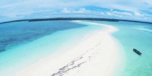 Pantai Ngurtafur Maluku, Rasakan Berlibur di Australian Beach