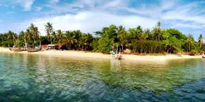 Gili Labak Sebongkah Surga di Pulau Madura