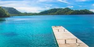 Pantai Gapang Tempat Indah di Kota Sabang