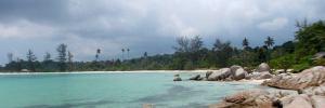 Pantai Trikora Pintu Gerbang Menuju Negara Singapore