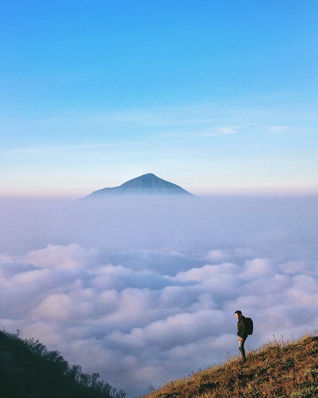 Gunung Guntur, Garut, Jawa Barat - Indonesia