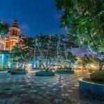 Light Garden of Atlantis Land Surabaya
