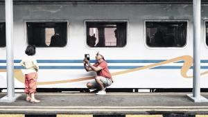 Stasiun Gubeng, Stasiun di Surabaya, Surabaya, Kota Surabaya, Dolan Dolen, Dolaners
