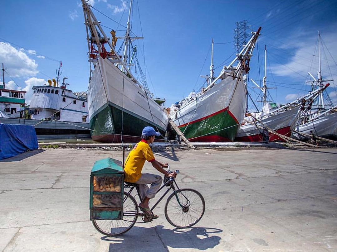 Pelabuhan Kalimas, Pelabuhan Kalimas Surabaya, Pelabuhan di Surabaya, Kalimas Surabaya, Surabaya, Kota Surabaya, Dolan Dolen, Dolaners