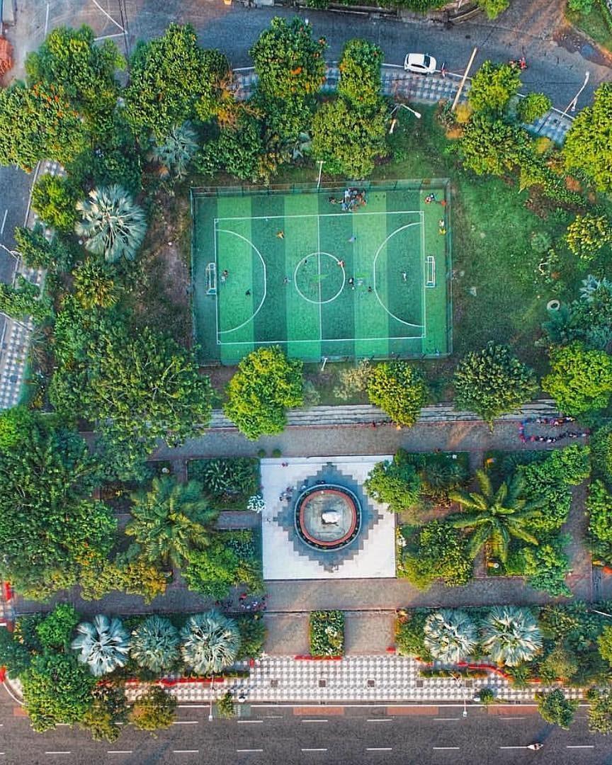 Taman Apsari Surabaya, Taman Apsari, Kota Surabaya, Dolan Dolen, Dolaners