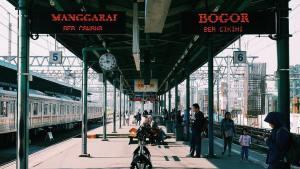 Stasiun Manggarai, Stasiun Manggarai Jakarta, Jakarta, Dolan Dolen, Dolaners stasiun manggarai - Dolan Dolen