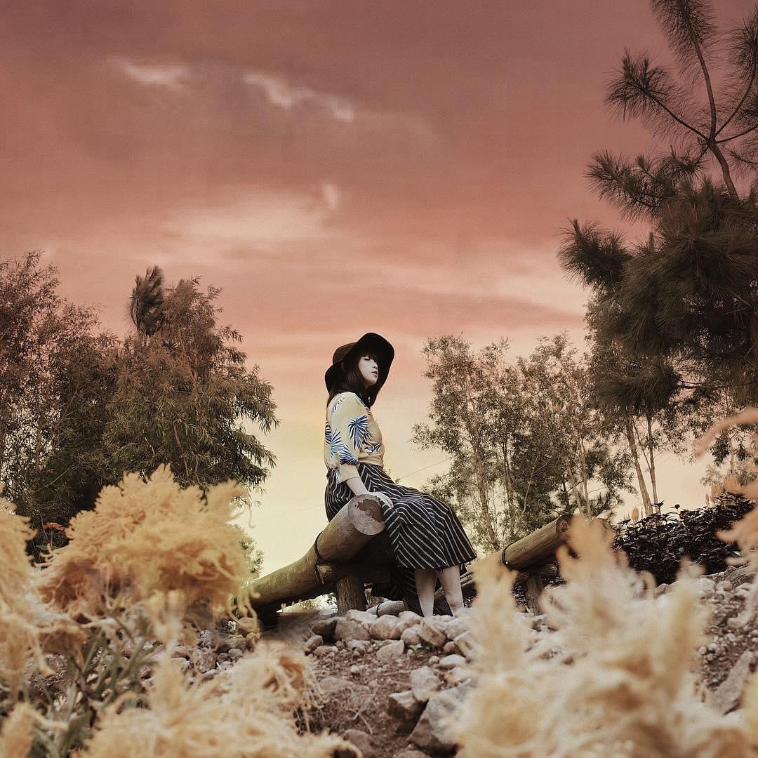 Bukit Lintang Sewu, Bukit Lintang Sewu Yogyakarta, Yogyakarta, Dolan Dolen, Dolaners Bukit Lintang Sewu by mariakarinaa - Dolan Dolen