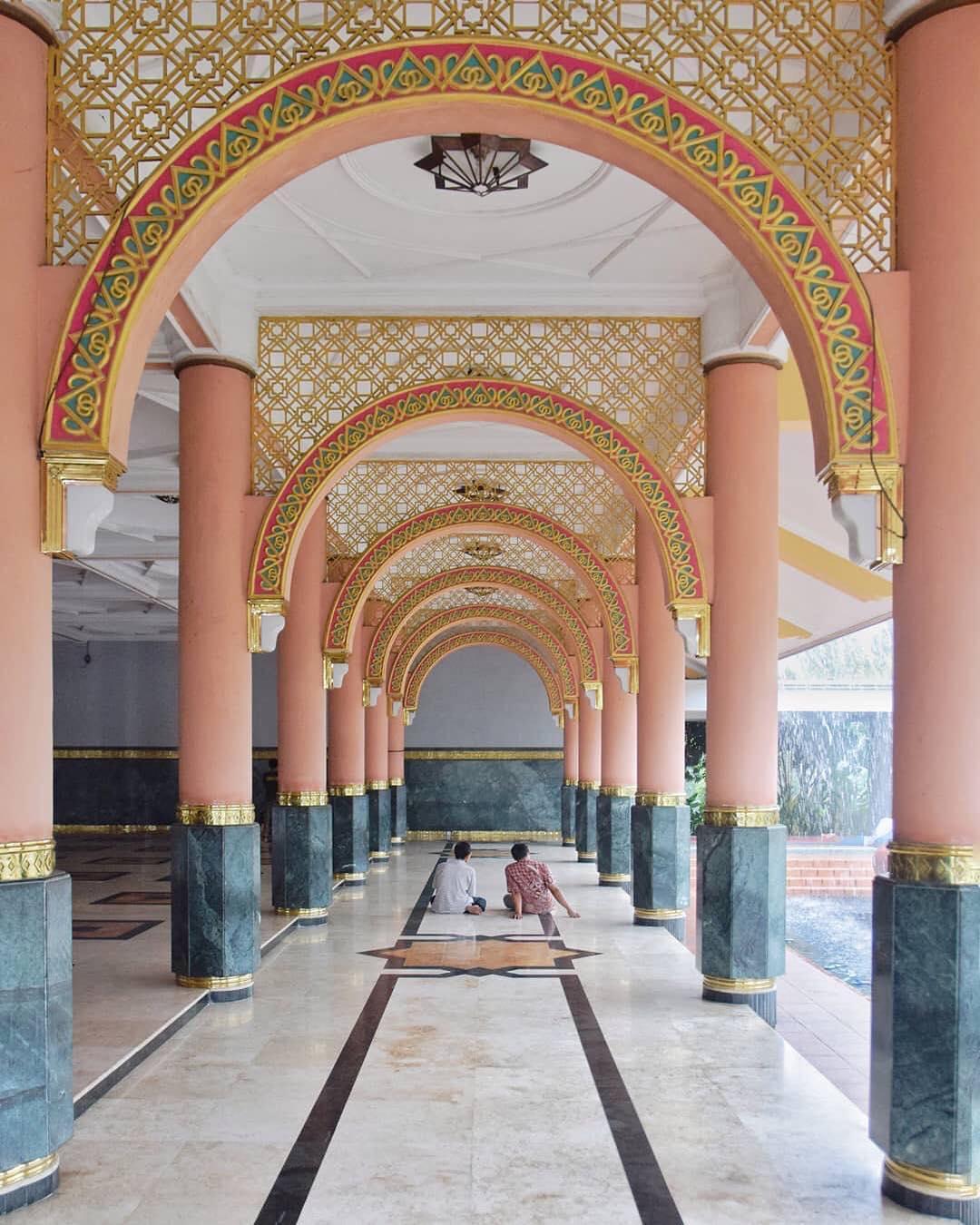 Masjid Kampus UGM, Masjid Kampus UGM Yogyakarta, Yogyakarta, Dolan Dolen, Dolaners Masjid Kampus UGM by mumtazmahfud - Dolan Dolen
