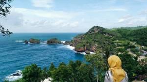 Pantai Siung, Pantai Siung Yogyakarta, Yogyakarta, Dolan Dolen, Dolaners