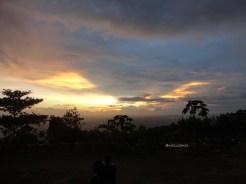menikmati senja sunset di candi ijo (202)