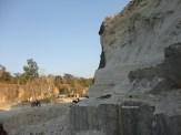 tebing bukit pertambangan batu breksi berbah sleman (13)