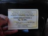 tiket karcis taman nasional baluran (2)
