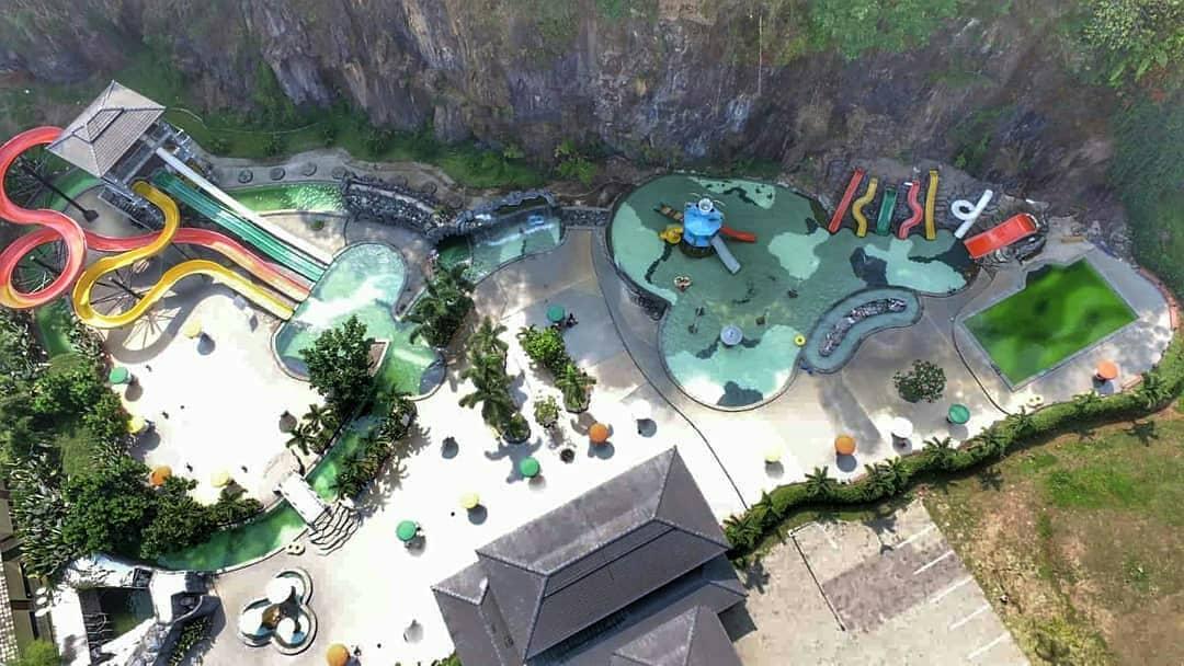 Pesona Nirwana Waterpark Overview
