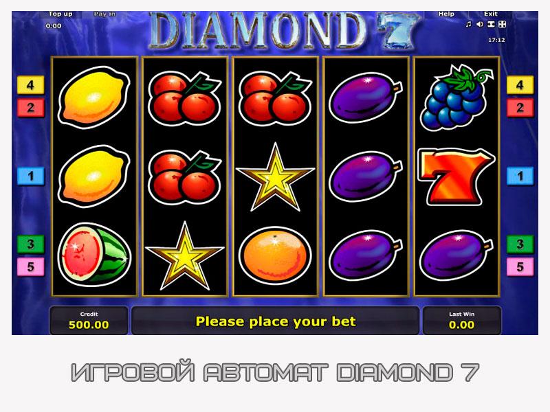 Игровой Автомат Diamond X