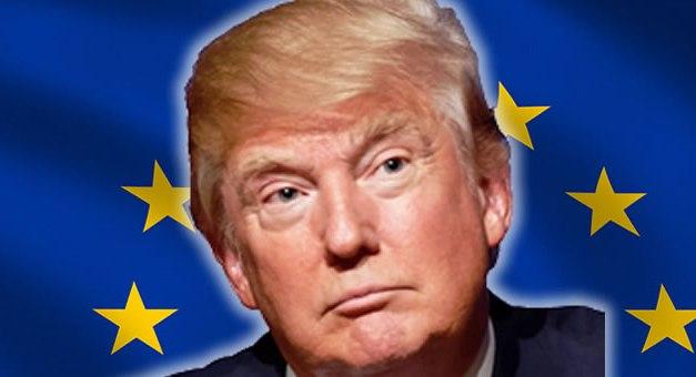 Caen las bolsas europeas con la atención puesta en Trump