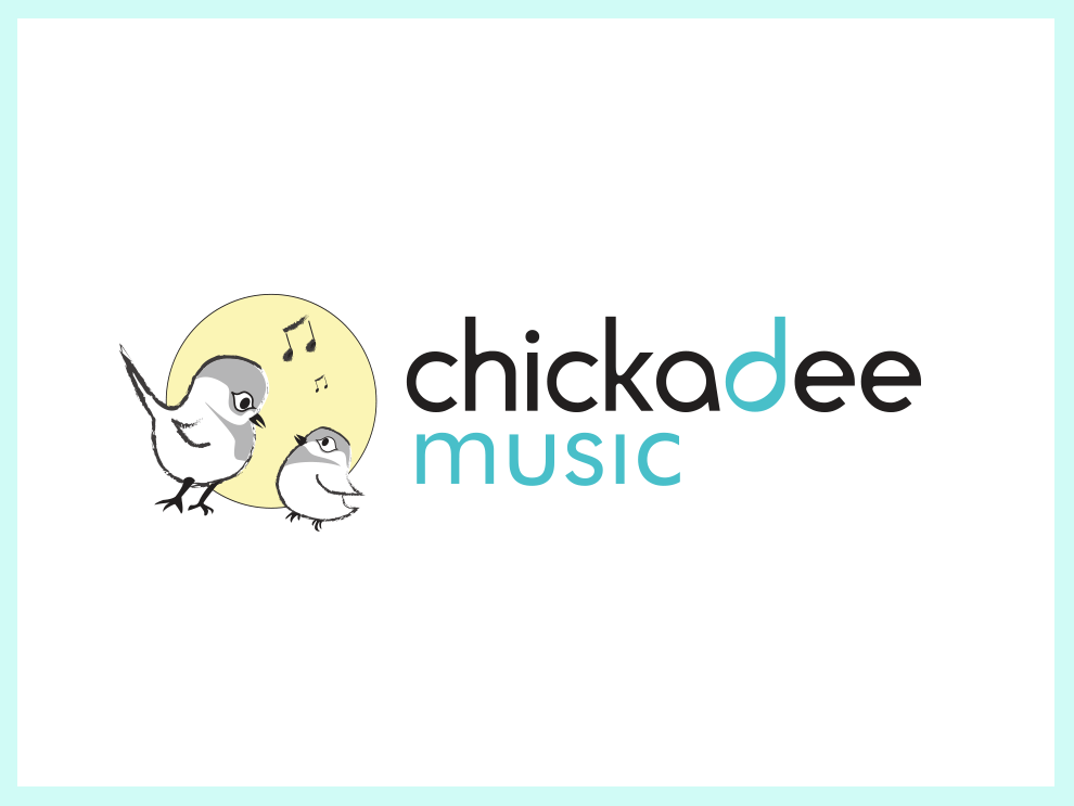 chickadee music logo