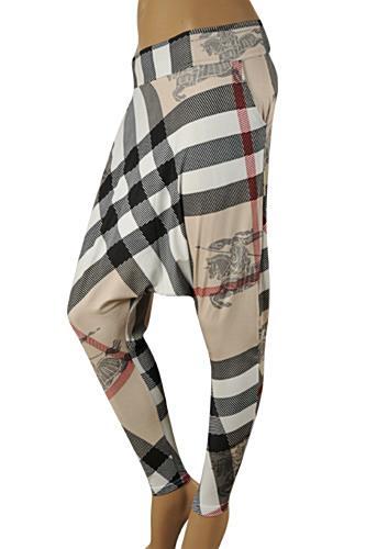 Womens Designer Clothes BURBERRY Ladies Harem Pants 10