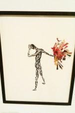 Colette-Urban-collage-ink-figure