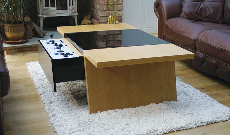 Arcade Coffee Table.Surface Tension Arcade Coffee Table Dolce Luxury Magazine