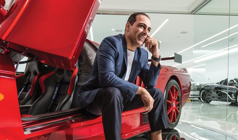 Manny Khoshbin Making His Mark Dolce Luxury Magazine