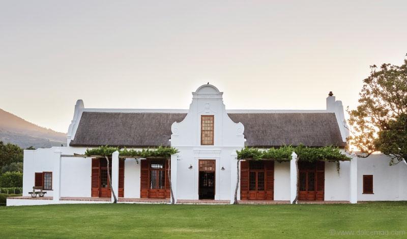 Pastoral Perfection Cape Dutch Architecture Dolce Luxury Magazine