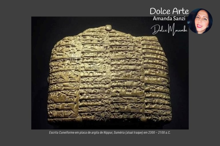 A arte Mesopotâmica