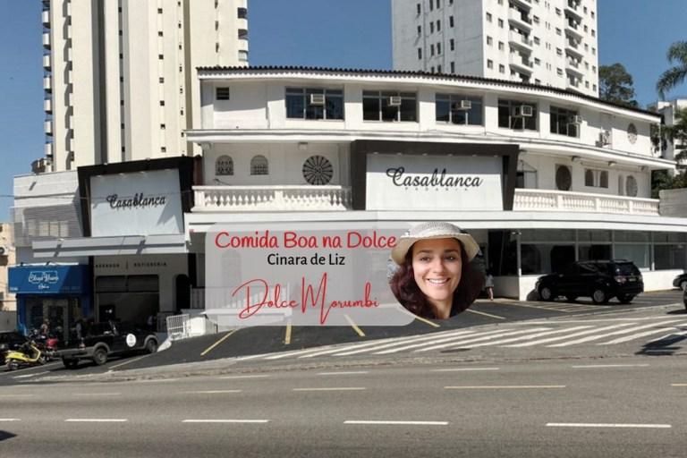 A nossa tradicional Casablanca agora oferece rotisserie!