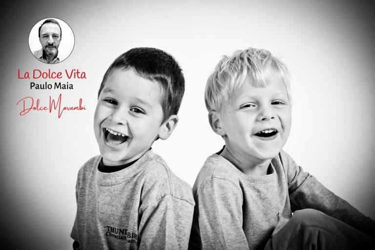 Rir com amigos pode ser a medida do sucesso na vida