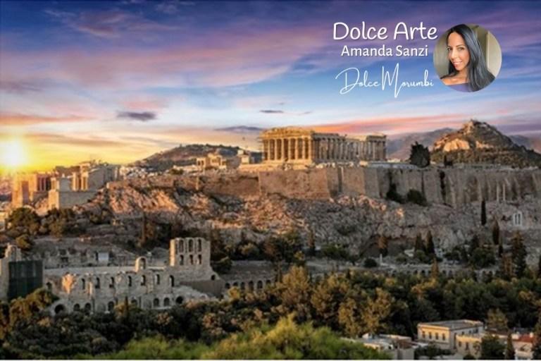 Arte Grega: harmonia, equilíbrio e perfeição