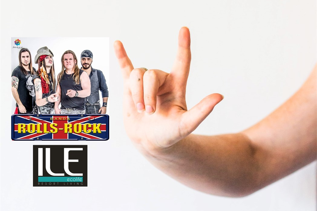 Rock'n'Roll Solidário no Ile Ecolife