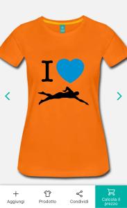 personalizza magliette da donna