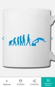 personalizza tazze e accessori