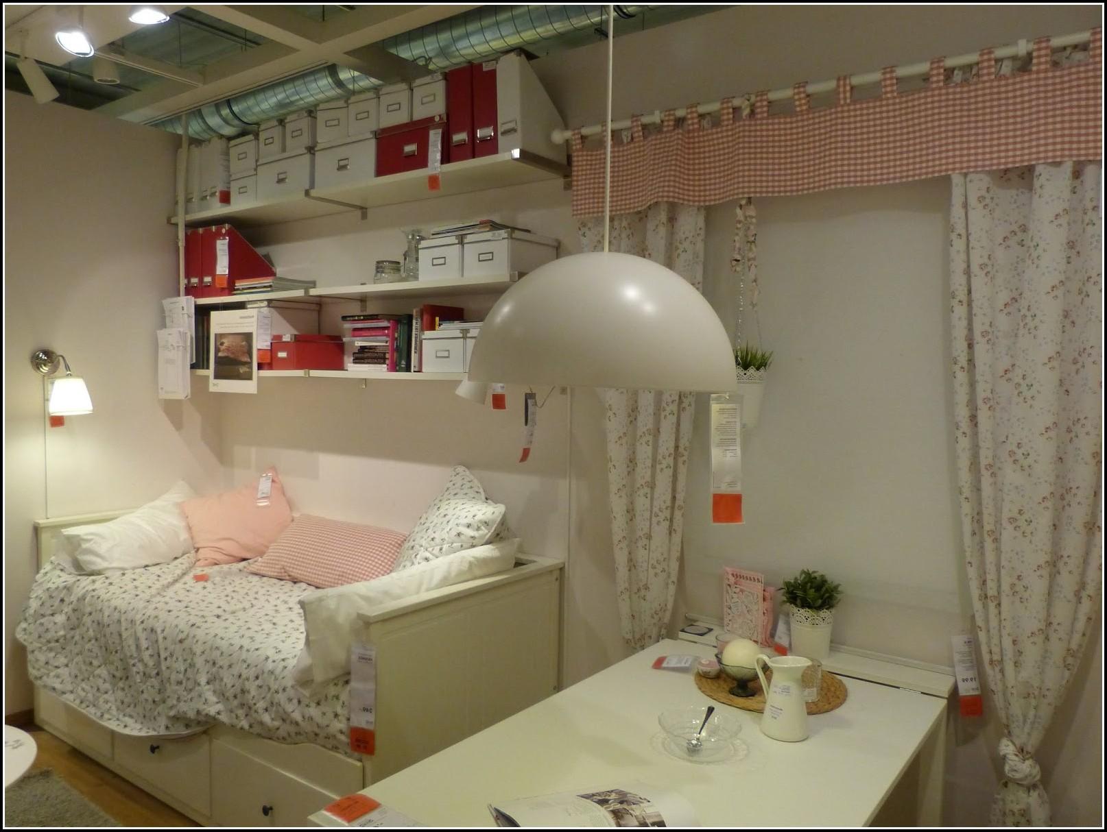 1 40m Bett Weiß