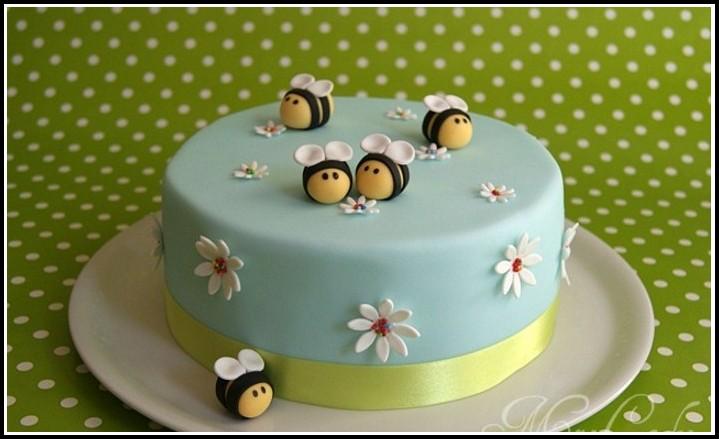 1 Geburtstag Kuchen Backen
