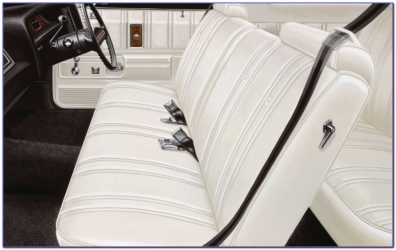 2013 Chevy Impala Bench Seat