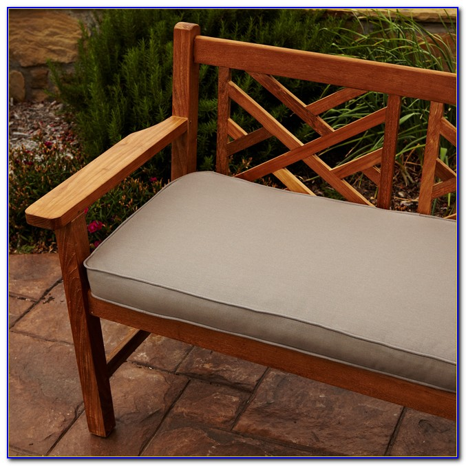 48 Inch Bench Cushions