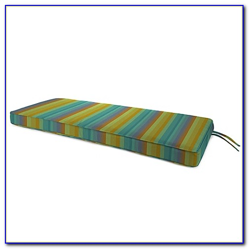 48 Inch Corded Bench Cushion