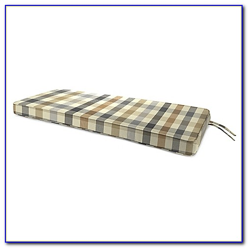 48 Inch Dining Bench Cushion