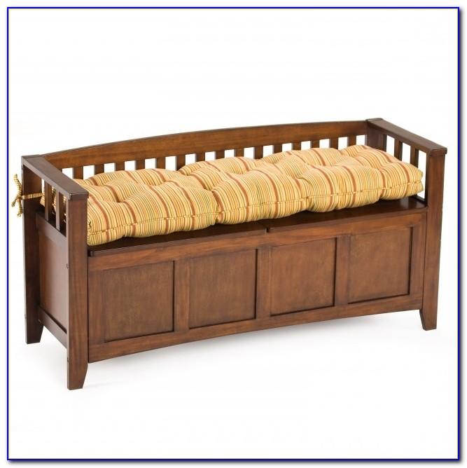48 Inch Patio Bench Cushion